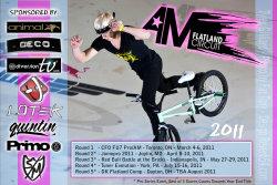 AM Flatland Circuit