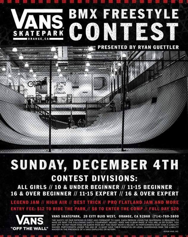 5574f161b0 Country  United States Location  VANS Skatepark