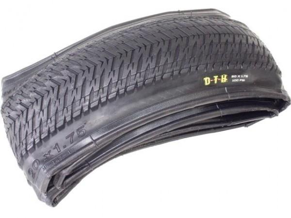 NEW Maxxis DTH 20x1.95 Folding Race Tire Black