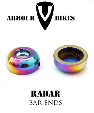 Flatland BMX Armour Bikes Bar Ends